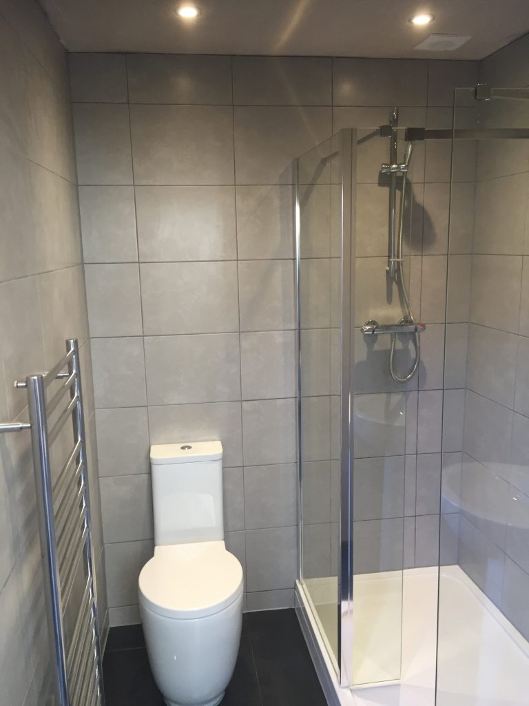 New bathroom installations Bristol