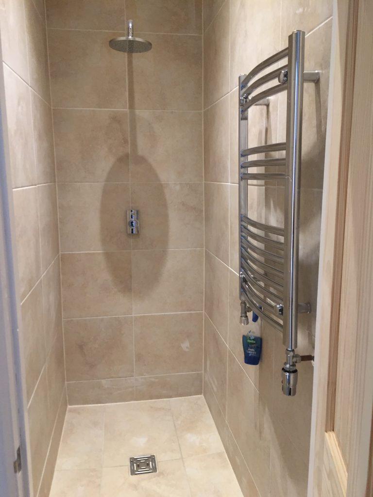Wet room Bristol