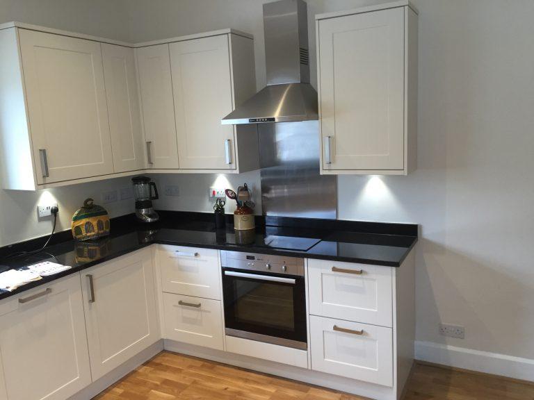 New kitchen installation Bristol