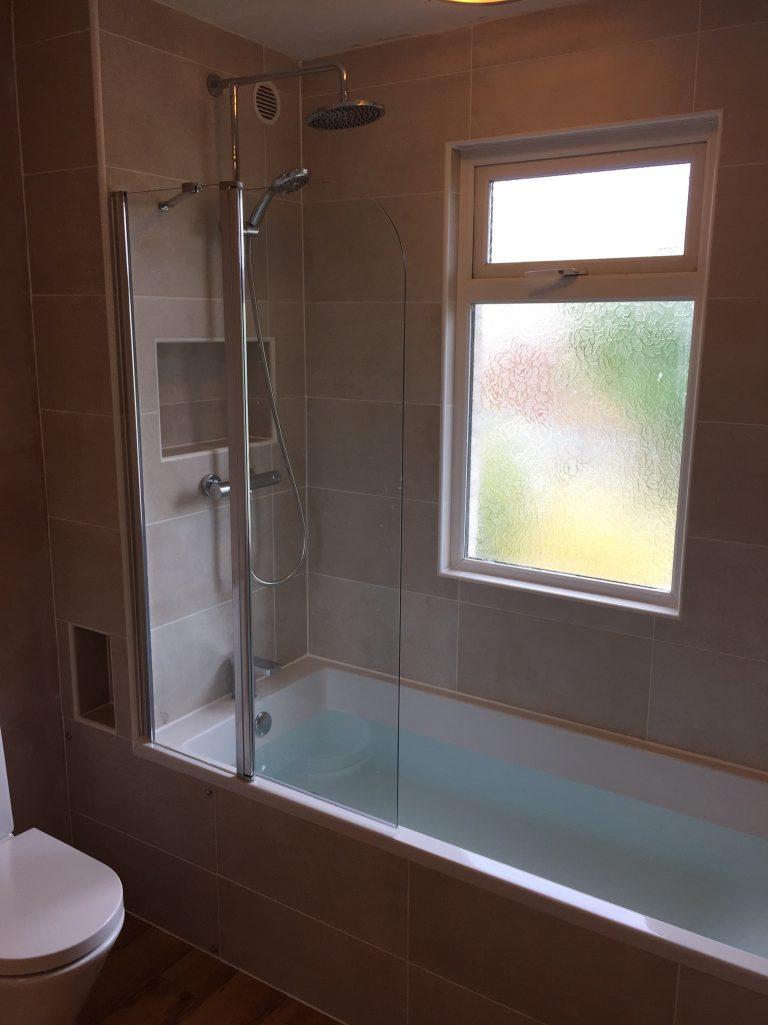 Shower screen installation Bristol
