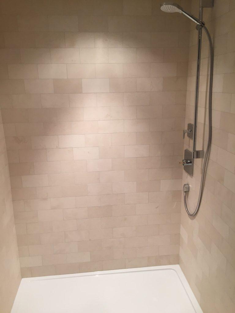 New shower Bristol