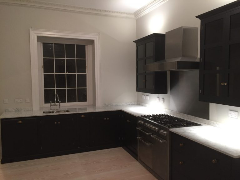 Luxury kitchen installation Bristol