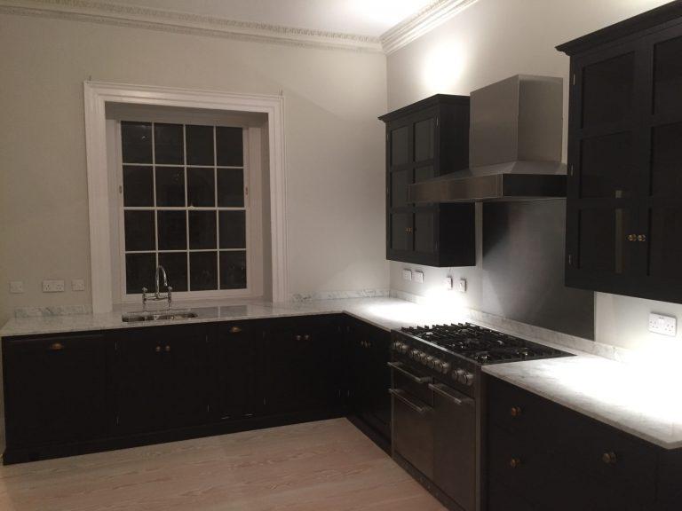 Luxury kitchen installation Bristol