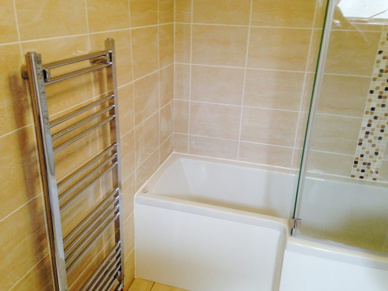 Shower bath installation Bristol