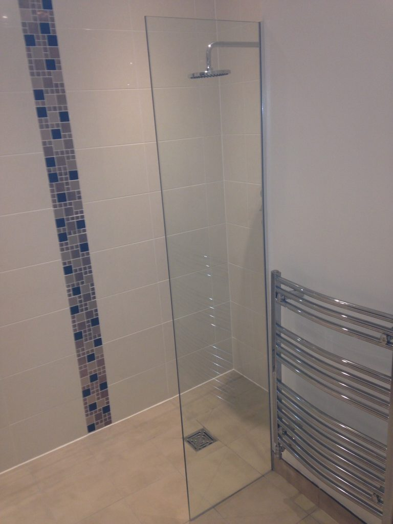 Wet room installation Bristol